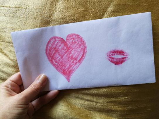 Liebesbrief Selbstliebe