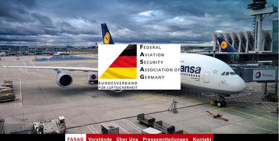 Bild: Flughafen Frankfurt, Lufthansa A380, auf fasag.org
