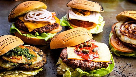 Лучшие гамбургеры в Барселоне