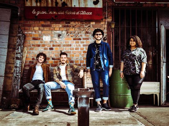 Die Band The Rehats bringt ihren hochmelodiösen, akustiklastigen Indie-Folkrock unter anderem in Freiburg, Meßkirch und im Glottertal auf die Bühne. Foto: Promo
