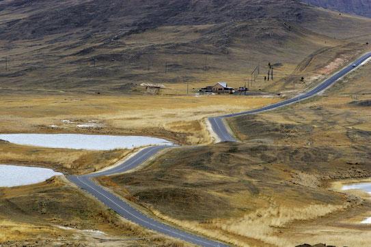Harry Benhaiem Nobody Misia  photography paysage siberia