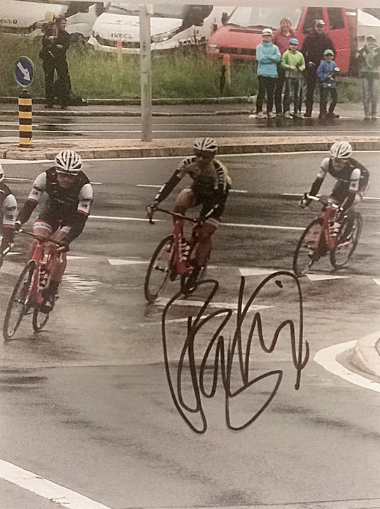 Autograph Fabian Cancellara Autogramm