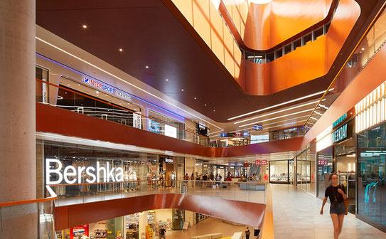 @UNStudio | Eastside Mall Berlin  | © Hufton+Crow