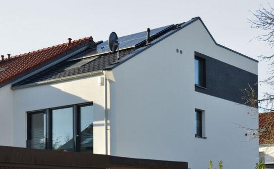 Wohnhaus Paderborn  | Sanierung zum EFH 70 mit Wohnraumerweiterung