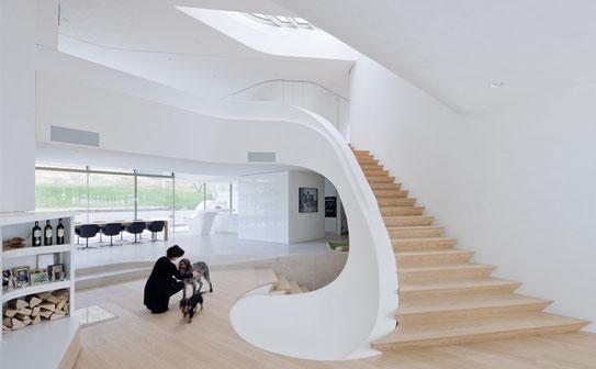 @UNStudio | Haus am Weinberg Stuttgart  | © Iwan Baan