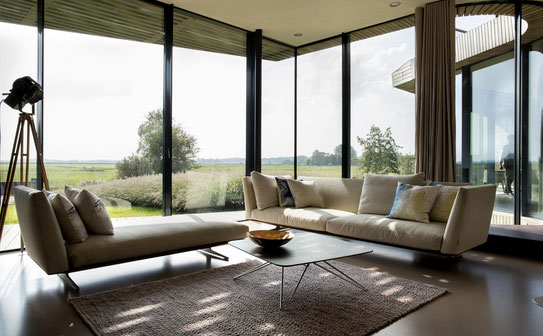 @UNStudio | W.I.N.D House Nord Holland  | © Inga Powilleit