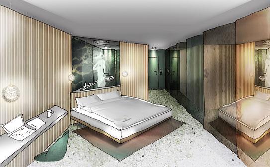 Hotelkonzeption Tegernsee  | mit TSSB