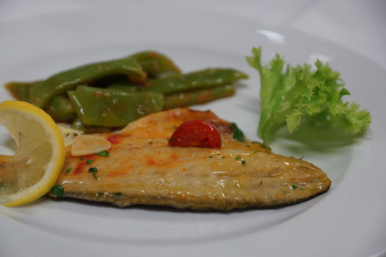 Branzino Filet