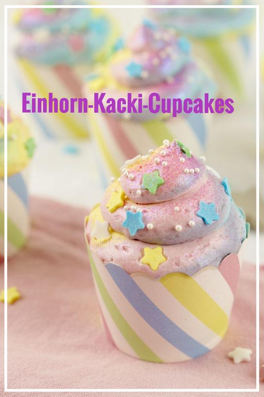 Unicorn Cupcakes Einhorn