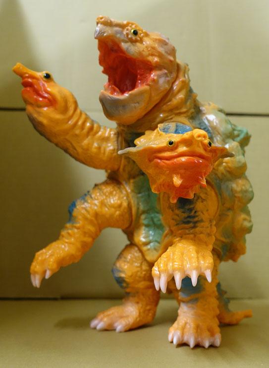 迫力亀頭 『 ギガメトロン 』