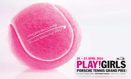PORSCHE TENNIS GRAND PRIX 2014