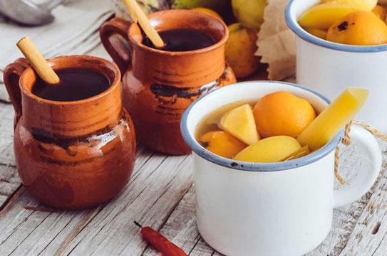 Beneficios de tomar ponche de frutas