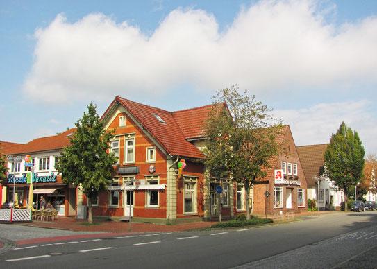 Lange Straße - Ecke Freistraße