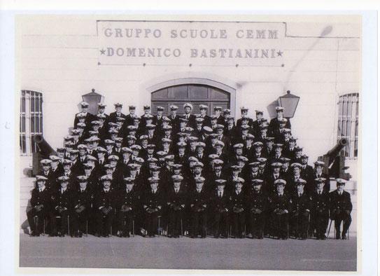 IL CORSO FURIERI 1968 ALL'ISTRUZIONE GENERALE PROFESSIONALE (I.G.P.) 1974/1975