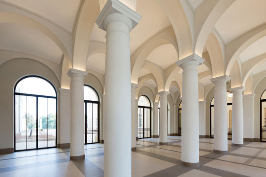Museum Barberini Foyer, Photo Helge Mundt, © Museum Barberini