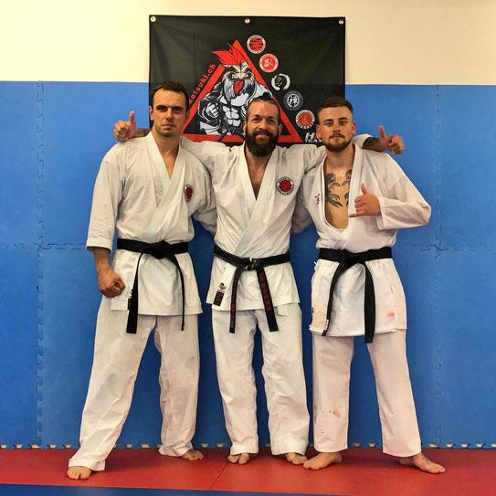 Akatsuki Dojo Brazilian Jiu-Jitsu Kankiryu Karate MMA / KUMAjiujitsu / KUMA