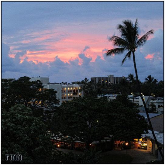 Sunrise at Ka'anapali Beach Hotel, Maui, HI