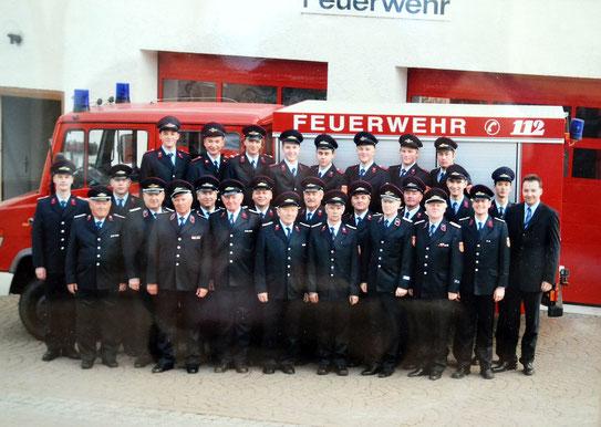 Bild: Wünschendorf Erzgebirge Feuerwehr