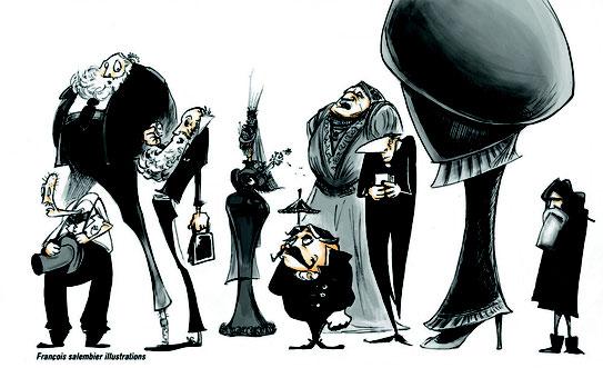salembier-francois-illustrateur-auteur-de-bd-scénariste-freelance-chara-design-charadesign-petite-illustration-pour-égailler-un-texte-sur-les-tenues-de-deuil