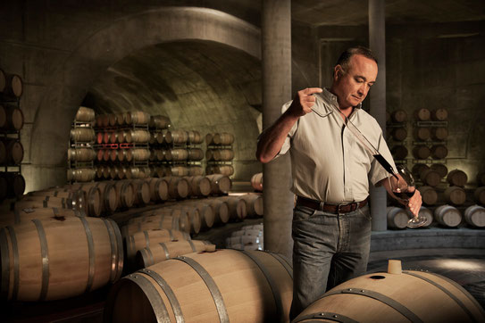 José Galante - Chief Winemaker of Salentein.