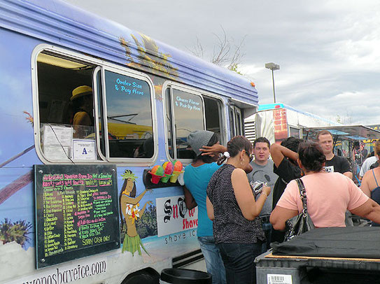 Food Truck Rodeo at Costco Business Center