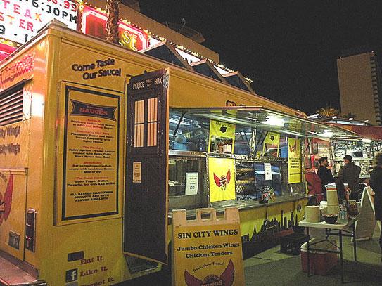 Sin City Wings, Las Vegas