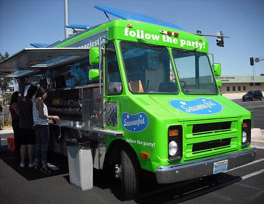 Sausagefest Food Truck