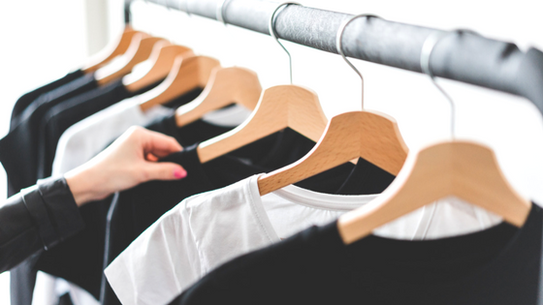 Tipp Nr. 7 Capsule Wardrobe aufbauen