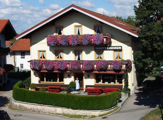 Pension Langerspacher Chiemsee Hotel Grabenst 228 Tt Zimmer