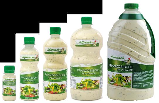 frifrench Salatsaucen