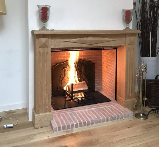 Ramonage cheminée bois B-energie granuleshop 2020