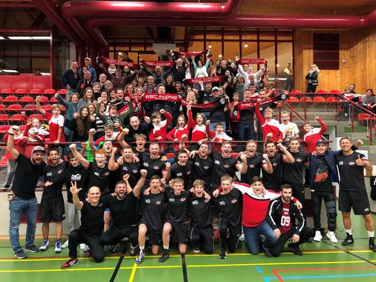 Großer Jubel nach dem zweiten Sieg in Götzis!!!