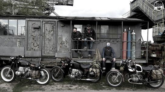 Motor Circus in Ferropolis