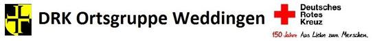 Aktive Mitglieder der DRK Ortsgruppe Weddingen