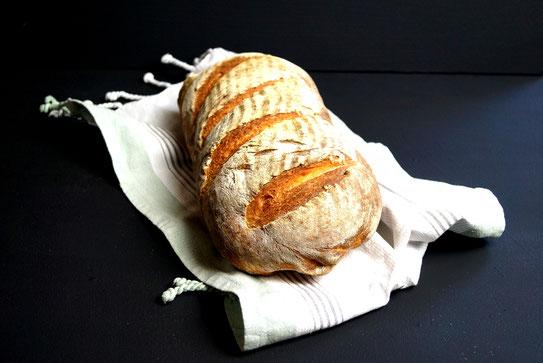 Weizen-Buttermlich-Kruste
