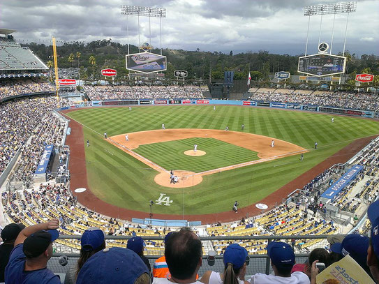 Il Dodger Stadium