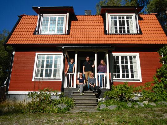 Ferienhaus Marieudd