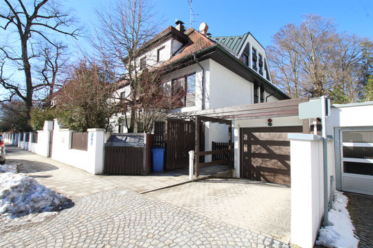 3 Zimmer Wohnung in Harlaching