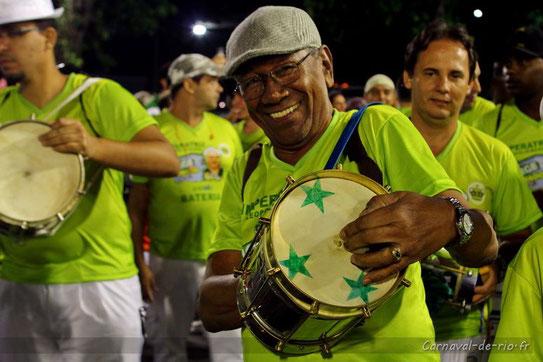 séquence musique brésilienne batucada