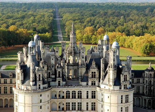 histoire des arts le chateau de chambord