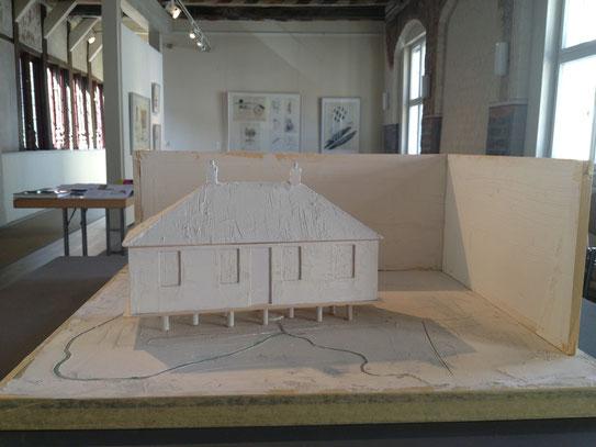 Ausstellung im Kunstverein Lüneburg, Foto: Angela Schoop