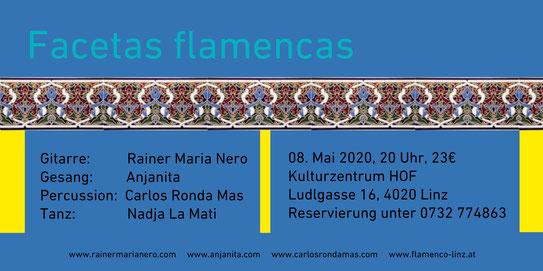 FACETAS FLAMENCAS