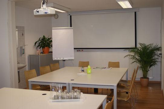 Schulungs- und Seminarraum