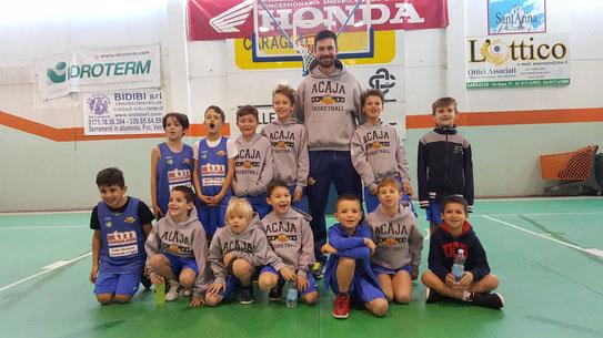 I Fossa-Centallesi protagonisti al raduno di Caraglio con Coach Riva