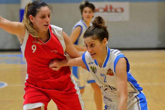 Giulia Donadio in azione - Guido Fissolo