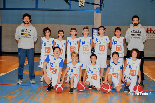 Gli Under 12 Fossanesi - Oreste Tomatis ph.