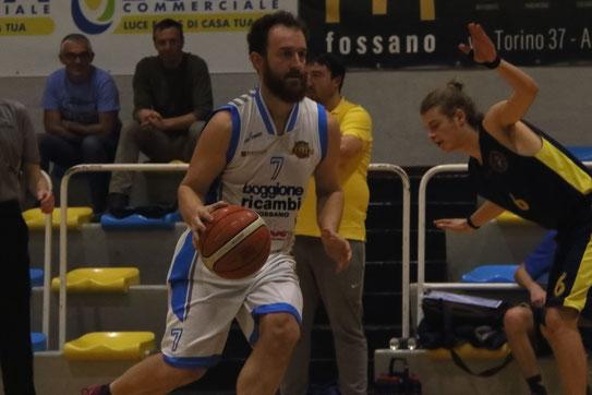 Capitan Danilo Brizio in azione - Guido Fissolo ph.