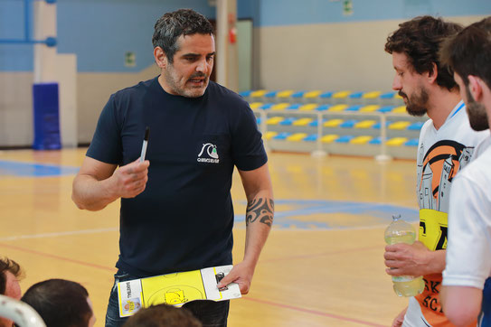 Coach Cristiano Carchia - Guido Fissolo ph.