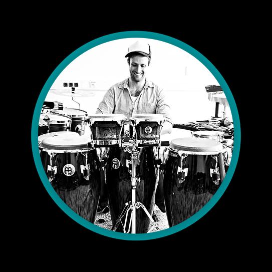 Max Grösswang - Percussionist | Producer aus Hamburg