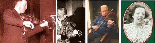 アイリッシュ音楽 ケルト音楽 演奏家 有名